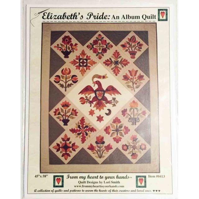 Elizabeth's Pride: An Album Quilt