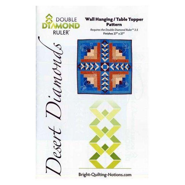 Desert Diamonds Wall Hanging & Table Topper