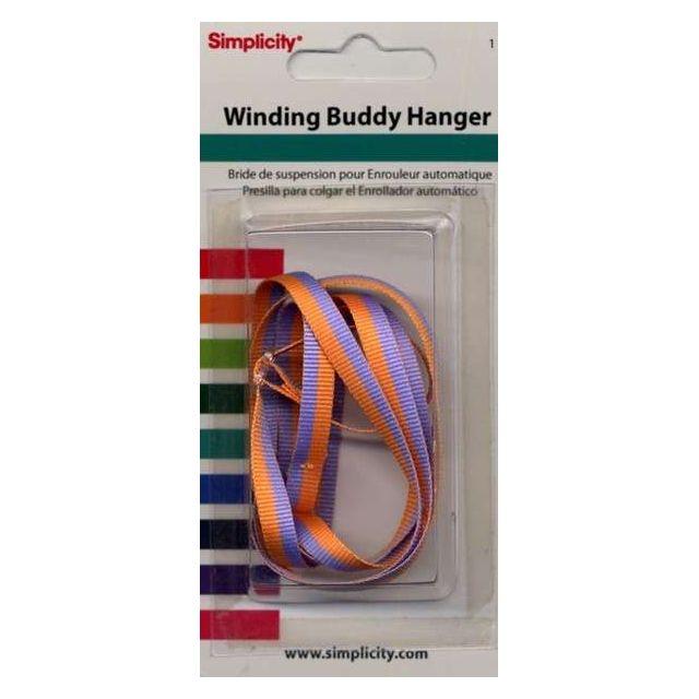 Simplicity Bias Tape Machine Winding Buddy Hanger