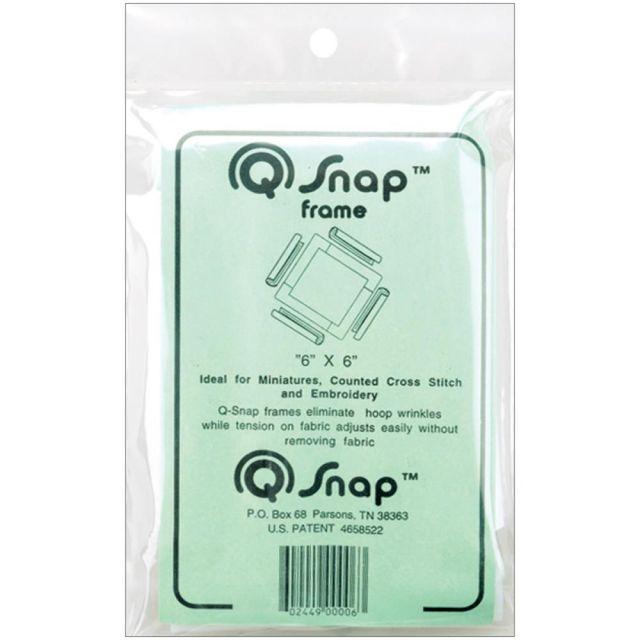 "Q Snap Quilting Frame 6"" x 6"""
