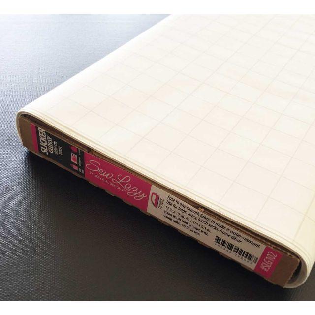 "Lazy Girl Designs Slicker Iron-on Glossy Vinyl 17"" wide"
