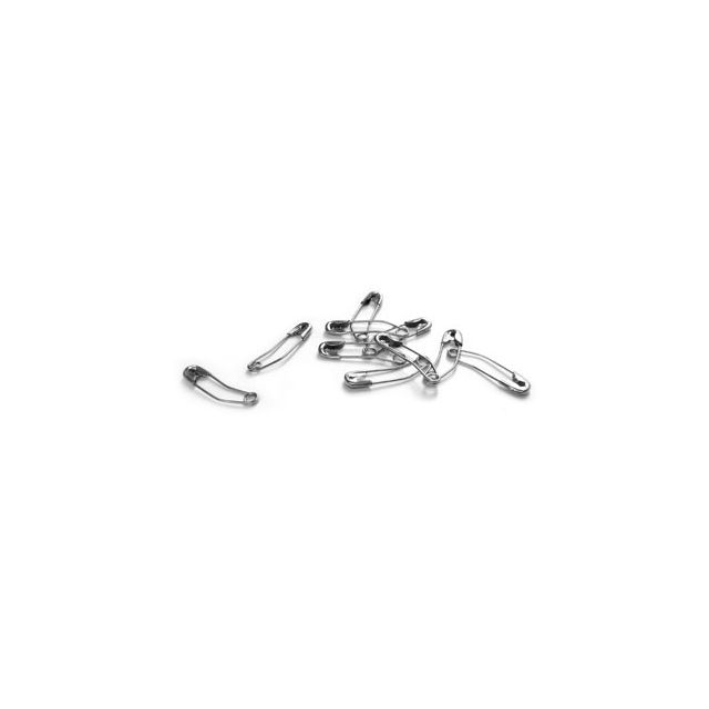 Bag of 600 Curved Safety Pins -Size 2 (37mm)