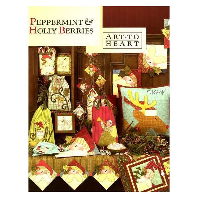 Peppermint & Holly Berries