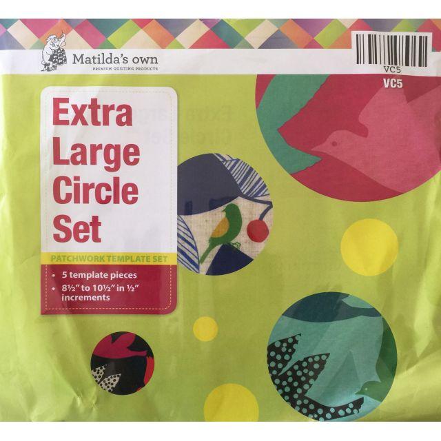 Matilda's Own Circles Set - Extra Large