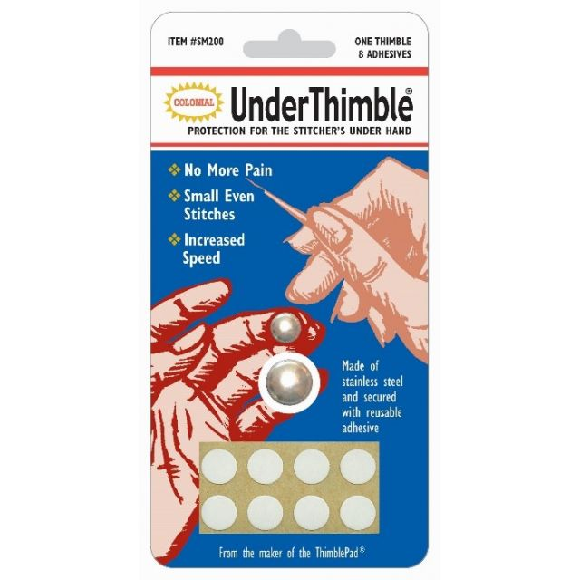 UnderThimble (Stainless steel deflector)