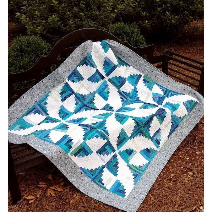 Fly Away With Me Quilt Cut Loose Press Pattern By Cut Loose Press