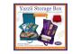 Yazzii Craft Box Purple CA474P by Yazzii - Yazzii Organisers