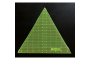 """Matilda's Own 8"""" Tall 60 Degree Triangle Ruler by Matilda's Own - Triangles 60 Degrees"""